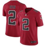 Nike Matt Ryan Atlanta Falcons Red Vapor Untouchable Color Rush Limited Player Jersey