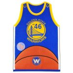 Golden State Warriors 20'' x 18'' Jersey Traditions Pennant