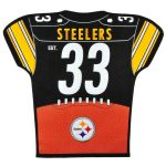 Pittsburgh Steelers 20'' x 18'' Jersey Traditions Banner