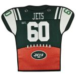New York Jets 20'' x 18'' Jersey Traditions Banner
