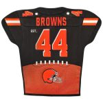 Cleveland Browns 20'' x 18'' Jersey Traditions Banner
