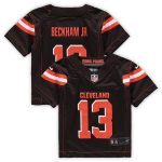 Odell Beckham Jr. Cleveland Browns Nike Infant Game Jersey - Brown