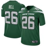 Nike Le'Veon Bell New York Jets Youth Green Game Jersey