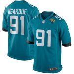 Nike Yannick Ngakoue Jacksonville Jaguars Youth Teal Alternate Game Jersey