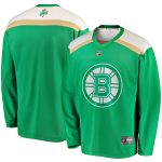 Fanatics Branded Boston Bruins Green 2019 St. Patrick's Day Replica Jersey