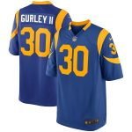 Nike Todd Gurley II Los Angeles Rams Royal Youth Alternate Game Jersey