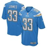 Nike Derwin James Los Angeles Chargers Powder Blue Game Jersey