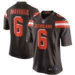 Nike Baker Mayfield Cleveland Browns Brown Game Jersey