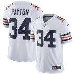 Nike Walter Payton Chicago Bears White 2019 Alternate Classic Retired Player Limited Jersey