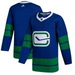 adidas Vancouver Canucks Royal 2019/20 Alternate Authentic Jersey