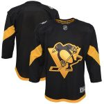 Pittsburgh Penguins Youth Black 2019 NHL Stadium Series Premier Jersey