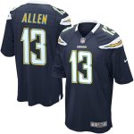 Nike Keenan Allen Los Angeles Chargers Youth Navy Blue Team Color Game Jersey