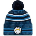 New Era Los Angeles Chargers Youth Navy 2019 NFL Sideline Home Sport Knit Hat