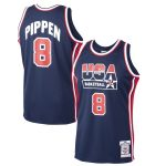 Mitchell & Ness Scottie Pippen USA Basketball Navy Home 1992 Dream Team Authentic Jersey