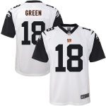 Nike A.J. Green Cincinnati Bengals Youth White Color Rush Game Jersey