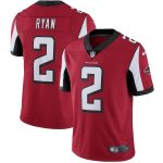Nike Matt Ryan Atlanta Falcons Youth Red Vapor Untouchable Limited Player Jersey
