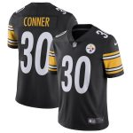 Nike James Conner Pittsburgh Steelers Black Vapor Untouchable Limited Jersey