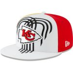 Kansas City Chiefs New Era 2019 NFL Draft On-Stage Official 59FIFTY Fitted Hat - White