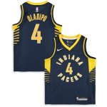 Nike Victor Oladipo Indiana Pacers Youth Navy Swingman Jersey