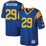 Mitchell & Ness Eric Dickerson Los Angeles Rams Royal Legacy Replica Jersey