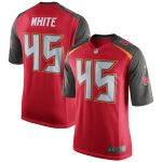 Devin White Tampa Bay Buccaneers Nike 2019 NFL Draft First Round Pick Game Jersey - Red