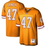 Mitchell & Ness John Lynch Tampa Bay Buccaneers Orange Legacy Replica Jersey