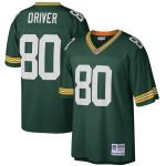 Mitchell & Ness Donald Driver Green Bay Packers Green Retired Player Legacy Replica Jersey