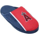 Los Angeles Angels Youth Jersey Slippers