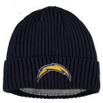 New Era Los Angeles Chargers Toddler Navy Core Classic Knit Hat