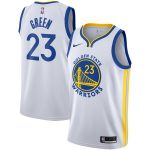 Nike Draymond Green Golden State Warriors White 2019/2020 Swingman Jersey - Association Edition