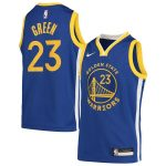 Nike Draymond Green Golden State Warriors Youth Royal Team Swingman Jersey - Icon Edition