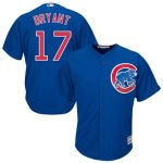 Majestic Kris Bryant Chicago Cubs Royal Cool Base Player Jersey