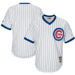 Majestic Chicago Cubs White Cooperstown Cool Base Team Jersey