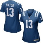 Nike T.Y. Hilton Indianapolis Colts Women's Royal Game Jersey