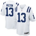 Nike TY Hilton Indianapolis Colts Youth White Game Jersey