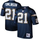 Mitchell & Ness LaDainian Tomlinson San Diego Chargers Navy 2002 Authentic Throwback Retired Player Jersey