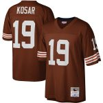 Mitchell & Ness Bernie Kosar Cleveland Browns Brown Legacy Replica Jersey