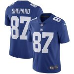 Nike Sterling Shepard New York Giants Royal Vapor Untouchable Limited Player Jersey