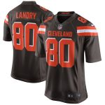 Nike Jarvis Landry Cleveland Browns Brown Game Jersey