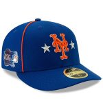New Era New York Mets Royal 2019 MLB All-Star Game On-Field Low Profile 59FIFTY Fitted Hat