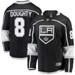 Fanatics Branded Drew Doughty Los Angeles Kings Black Breakaway Player Jersey