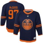 Connor McDavid Edmonton Oilers Preschool Navy Alternate Replica Player Jersey