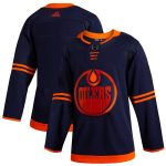adidas Edmonton Oilers Navy Alternate Authentic Jersey