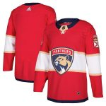 adidas Florida Panthers Red Home Authentic Blank Jersey