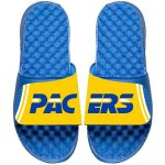 ISlide Indiana Pacers Royal NBA Hardwood Classics Jersey Slide Sandals