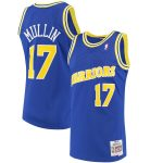 Mitchell & Ness Chris Mullin Golden State Warriors Royal 1993-94 Hardwood Classics Swingman Jersey