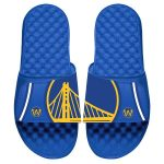 ISlide Golden State Warriors Royal Away Jersey Split Slide Sandals
