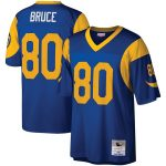 Mitchell & Ness Isaac Bruce St. Louis Rams Royal Legacy Replica Jersey