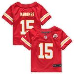 Nike Patrick Mahomes Kansas City Chiefs Infant Red Game Jersey