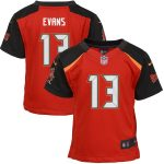 Nike Mike Evans Tampa Bay Buccaneers Toddler Red Game Jersey